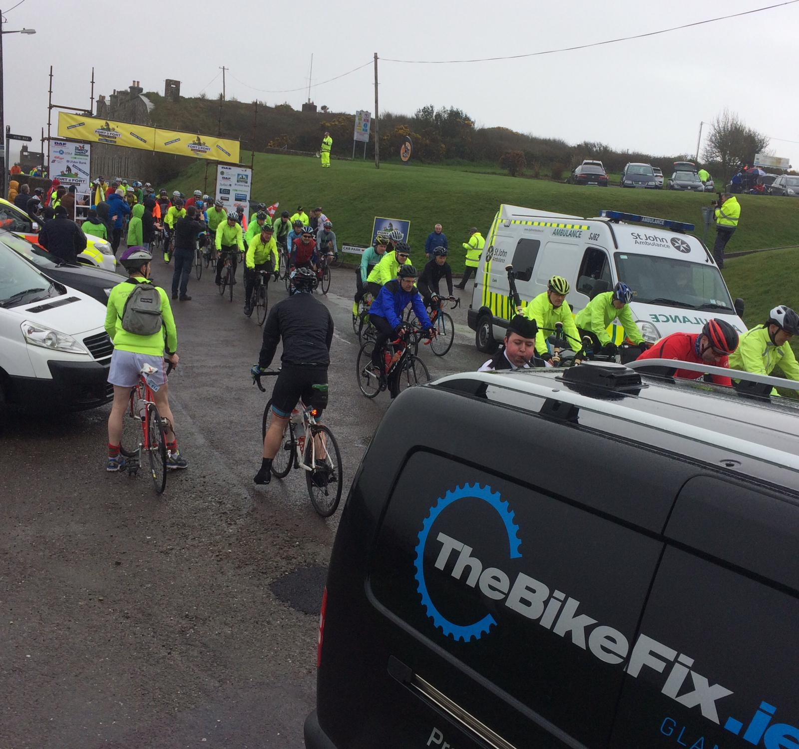 "TheBikeFix.ie does many charity events where I do ""Pre event"" &  ""On event"" mechanical support  on the day to keep everybody moving-1"